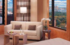 Apartament typu Manhattan Junior Suite z widokiem na park,
