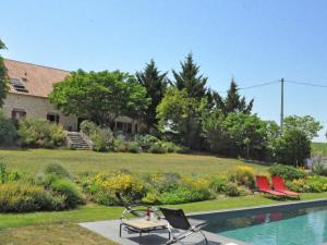Gîte Grange, Villen  Touffailles - big - 1