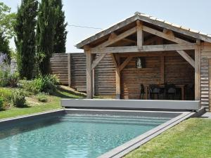 Gîte Grange, Villen  Touffailles - big - 25
