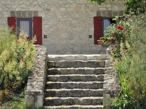 Gîte Grange, Villen  Touffailles - big - 2