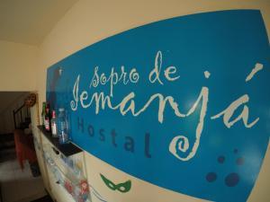 Sopro de Iemanjá Hostal Cultural, Hostely  Salvador - big - 82