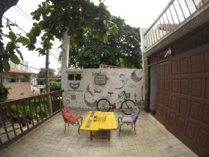 Sopro de Iemanjá Hostal Cultural, Hostely  Salvador - big - 83