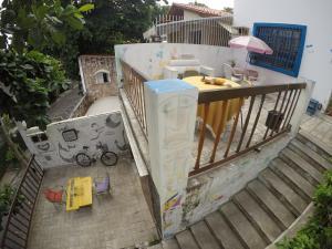 Sopro de Iemanjá Hostal Cultural, Hostely  Salvador - big - 84