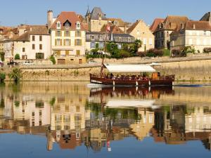 Domaine Le Perrot, Case vacanze  Saint-Nexans - big - 40