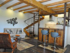 Gîte Nature, Holiday homes  Touffailles - big - 5