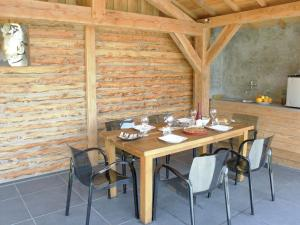 Gîte Nature, Holiday homes  Touffailles - big - 27