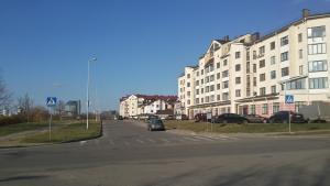 Apartment 24dom Teplichnaya 1, Apartmanok  Minszk - big - 25