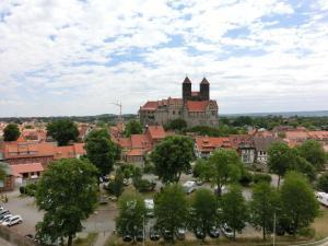Apartment Vor Dem Groperntor, Apartmány  Quedlinburg - big - 4