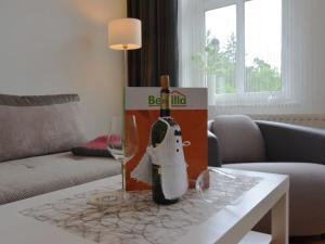 Apartment Vor Dem Groperntor, Apartmány  Quedlinburg - big - 2