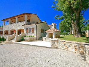 Villa Vernier, Виллы  Tinjan - big - 1