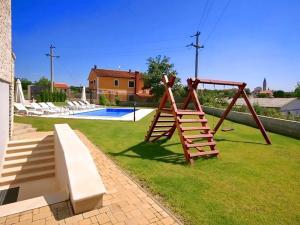 Villa Vernier, Виллы  Tinjan - big - 14