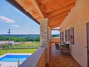 Villa Vernier, Виллы  Tinjan - big - 12