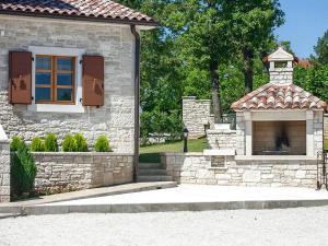 Villa Vernier, Виллы  Tinjan - big - 11