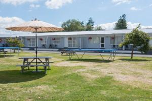 Cleveland Thermal Motel, Motely  Rotorua - big - 35