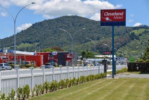 Cleveland Thermal Motel, Motely  Rotorua - big - 44