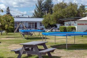 Cleveland Thermal Motel, Motely  Rotorua - big - 41