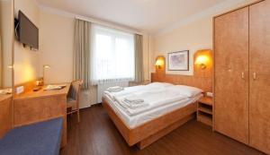 Centrum Hotel Wikinger Hof Hamburg, Penzióny  Hamburg - big - 17