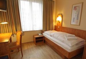 Centrum Hotel Wikinger Hof Hamburg, Гостевые дома  Гамбург - big - 23