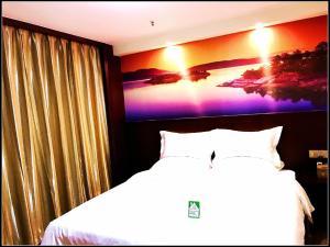 Shandong Mansion Lu Yue Hotel, Отели  Гуанчжоу - big - 9