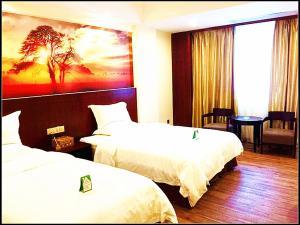 Shandong Mansion Lu Yue Hotel, Отели  Гуанчжоу - big - 11