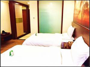 Shandong Mansion Lu Yue Hotel, Отели  Гуанчжоу - big - 7