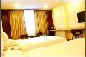 Shandong Mansion Lu Yue Hotel, Отели  Гуанчжоу - big - 6