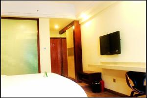 Shandong Mansion Lu Yue Hotel, Отели  Гуанчжоу - big - 26