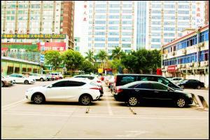 Shandong Mansion Lu Yue Hotel, Отели  Гуанчжоу - big - 55