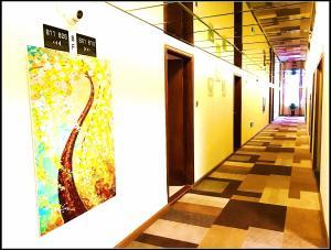 Shandong Mansion Lu Yue Hotel, Отели  Гуанчжоу - big - 54