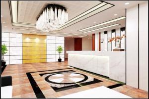 Shandong Mansion Lu Yue Hotel, Отели  Гуанчжоу - big - 53