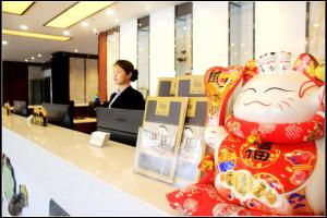 Shandong Mansion Lu Yue Hotel, Hotels  Guangzhou - big - 52