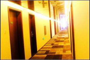 Shandong Mansion Lu Yue Hotel, Отели  Гуанчжоу - big - 51