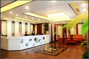 Shandong Mansion Lu Yue Hotel, Отели  Гуанчжоу - big - 50