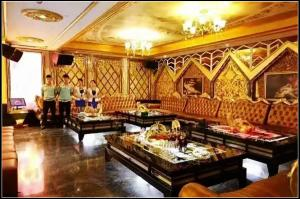 Shandong Mansion Lu Yue Hotel, Отели  Гуанчжоу - big - 43