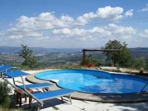 Villa La Selva, Vily  Quadro Vecchio - big - 11
