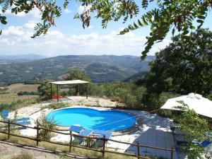 Villa La Selva, Vily  Quadro Vecchio - big - 7