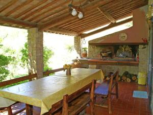 Villa La Selva, Vily  Quadro Vecchio - big - 15