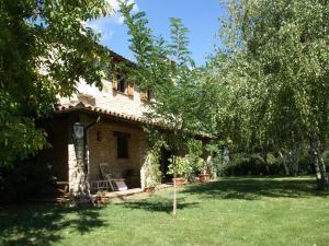 Villa La Selva, Vily  Quadro Vecchio - big - 14