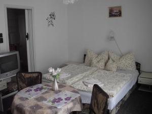 Kis Apartmanház, Apartmány  Hévíz - big - 10
