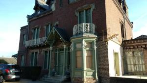 Chambres d'Hôtes - Villa Ariane, Bed and Breakfasts  Honfleur - big - 43