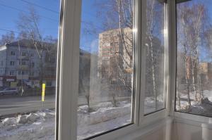 Apartment na Elizarovykh 45, Apartmanok  Tomszk - big - 2