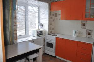 Apartment na Elizarovykh 45, Apartmanok  Tomszk - big - 8