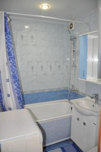 Apartment na Elizarovykh 45, Apartmanok  Tomszk - big - 10
