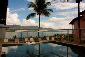 Hotel Vista Bella, Hotely  Ilhabela - big - 39