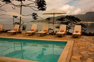 Hotel Vista Bella, Hotely  Ilhabela - big - 29