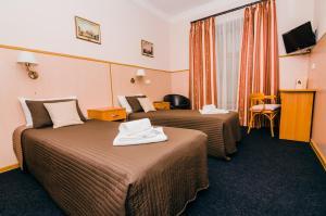 Stasov Hotel, Szállodák  Szentpétervár - big - 24