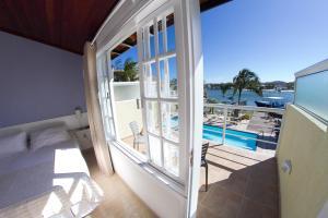 Hotel Residencial Portoveleiro, Guest houses  Cabo Frio - big - 6