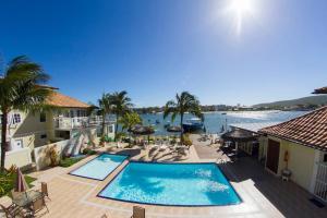 Hotel Residencial Portoveleiro, Guest houses  Cabo Frio - big - 10