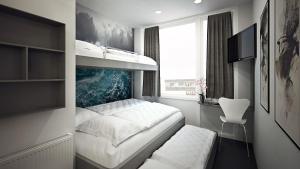 Yess! Hotel, Hotels  Kristiansand - big - 4