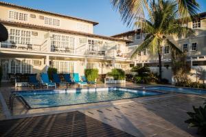 Hotel Residencial Portoveleiro, Гостевые дома  Кабу-Фриу - big - 121